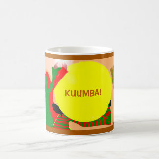 KWANZAA  - COFFEE MUGS