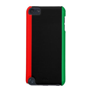 Kwanzaa Colors Red Black Green Stripes Pattern iPod Touch 5G Case