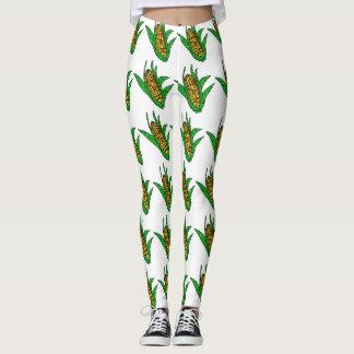 Kwanzaa Corn Muhindi Legging
