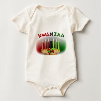 Kwanzaa Design Baby Bodysuit
