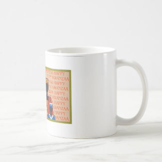Kwanzaa Family Coffee Mug