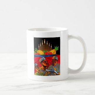 Kwanzaa Basic White Mug