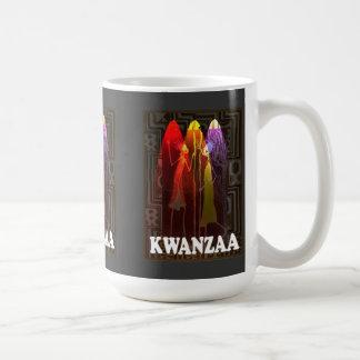 Kwanzaa mug , A strange meeting