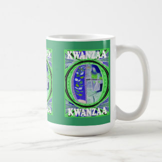 Kwanzaa mug , African dreams