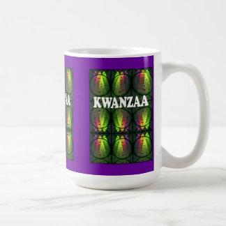 Kwanzaa mug ,Celebrate Kwanzaa