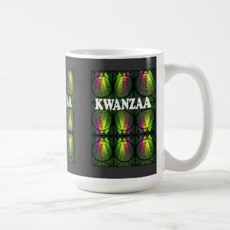 Kwanzaa mug ,Celebrate Kwanzaa 1