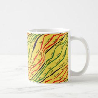 Kwanzaa Patterns Coffee Mug