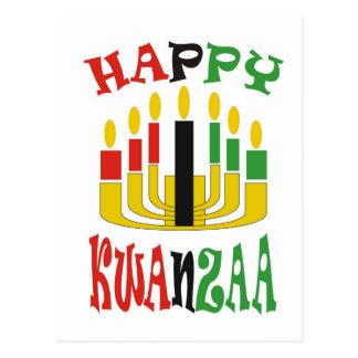KWANZAA POST CARD