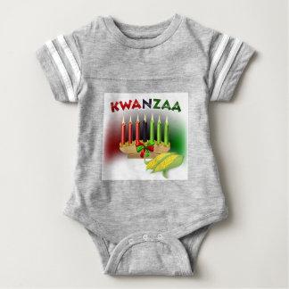 Kwanzaa Sign Baby Bodysuit
