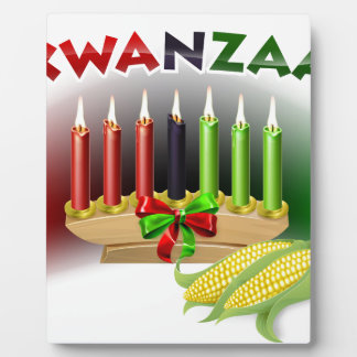 Kwanzaa Sign Plaque