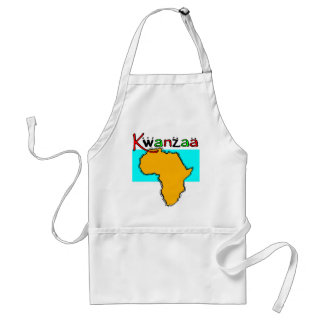Kwanzaa Standard Apron