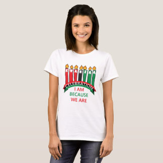 Kwanzaa T shirt for Kwanzaa Christmas