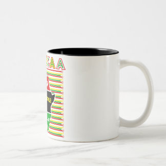 Kwanzaa Two-Tone Mug