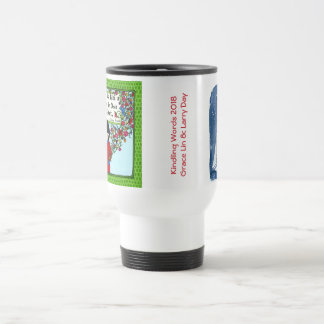 KWE Guest Illustrators' Travel Cup
