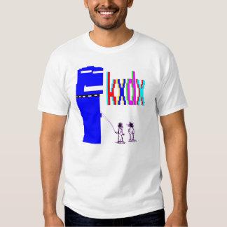 KxdX: Big Blue And Crew Shirts
