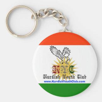 kycflag Key chain, www.KurdishYouthClub.com Keychain