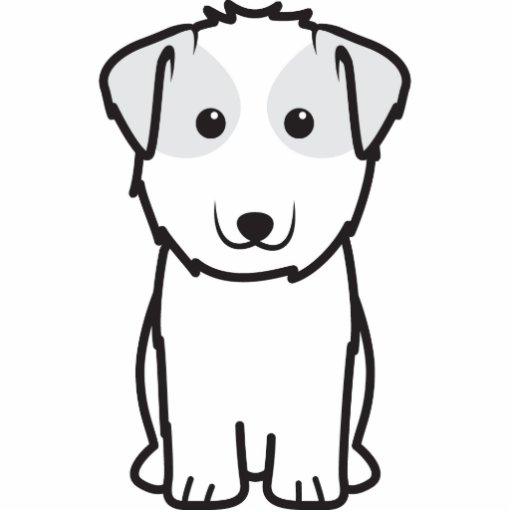 Kyi-Leo Dog Cartoon Acrylic Cut Outs