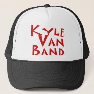 Kyle Van Band trucker skate cap