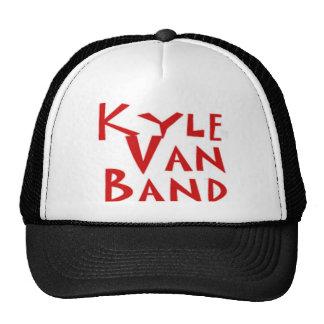 Kyle Van Band trucker skate cap Trucker Hat