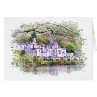 Kylemore Abbey Card