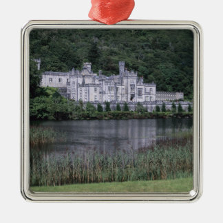 Kylemore Abbey, Connemara, County Galway, Metal Ornament