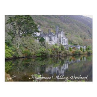 Kylemore Abbey, Ireland Postcard