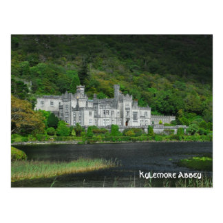 Kylemore Abbey Postcard