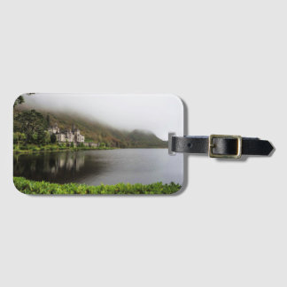 Kylemore Abby, Ireland Luggage Tag