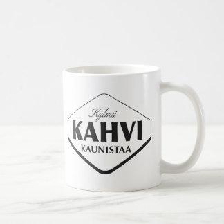 Kylmä Kahvi Kaunistaa Mug