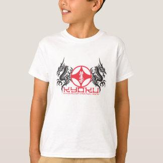 Kyoku Academy of Martial Arts Economy Kids T T-Shirt