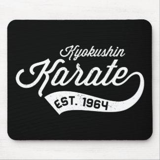 Kyokushin Karate Vintage Mouse Pad II