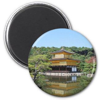 Kyoto golden Pavilion Magnet