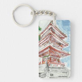 Kyoto Japan Keychain