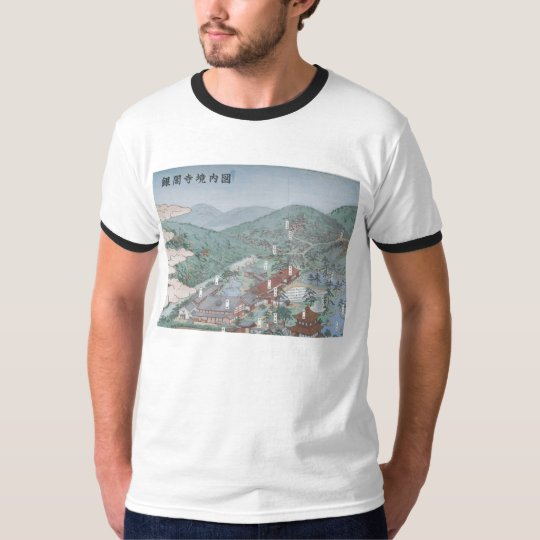 kyoto map T-Shirt