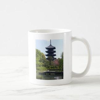 Kyoto Pagoda Coffee Mug