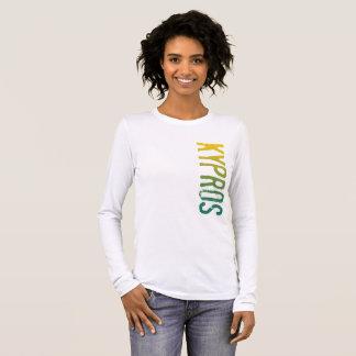 Kypros (Cyprus) Long Sleeve T-Shirt