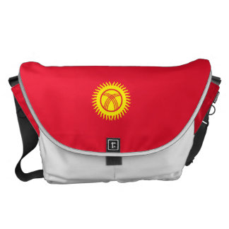 Kyrgyzstan Flag Commuter Bags