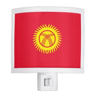 Kyrgyzstan Flag Night Lites