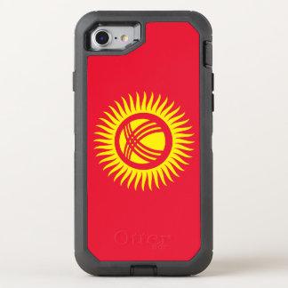 Kyrgyzstan Flag OtterBox Defender iPhone 8/7 Case