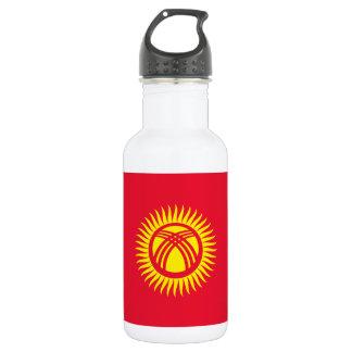 Kyrgyzstan National World Flag