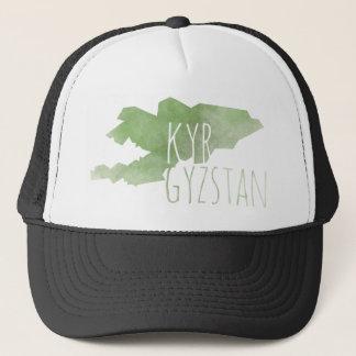 Kyrgyzstan Trucker Hat