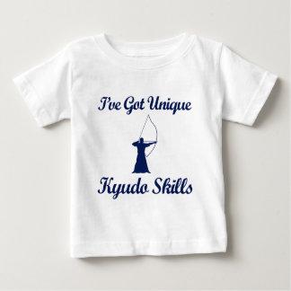 kyudo martial art designs baby T-Shirt