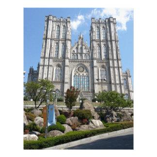 Kyunghee University, Seoul Personalized Letterhead