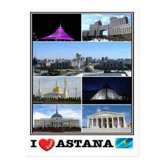 KZ Kazakhstan - Astana - Postcard