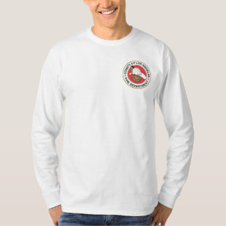 L.A. County Fire Department Long Sleeve Tee