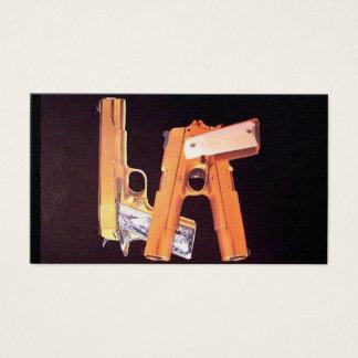 L.A. Guns Business Card