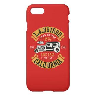 L.A. HotRod Glossy Phone Case