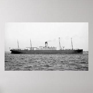 L arabe II de RMS Posters