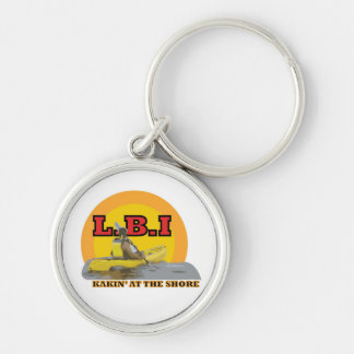 L.B.I Kakin' At The Shore Keychain