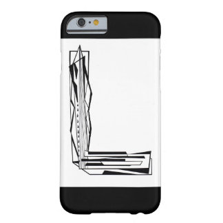 """""""L"""" BARELY THERE iPhone 6 CASE"""
